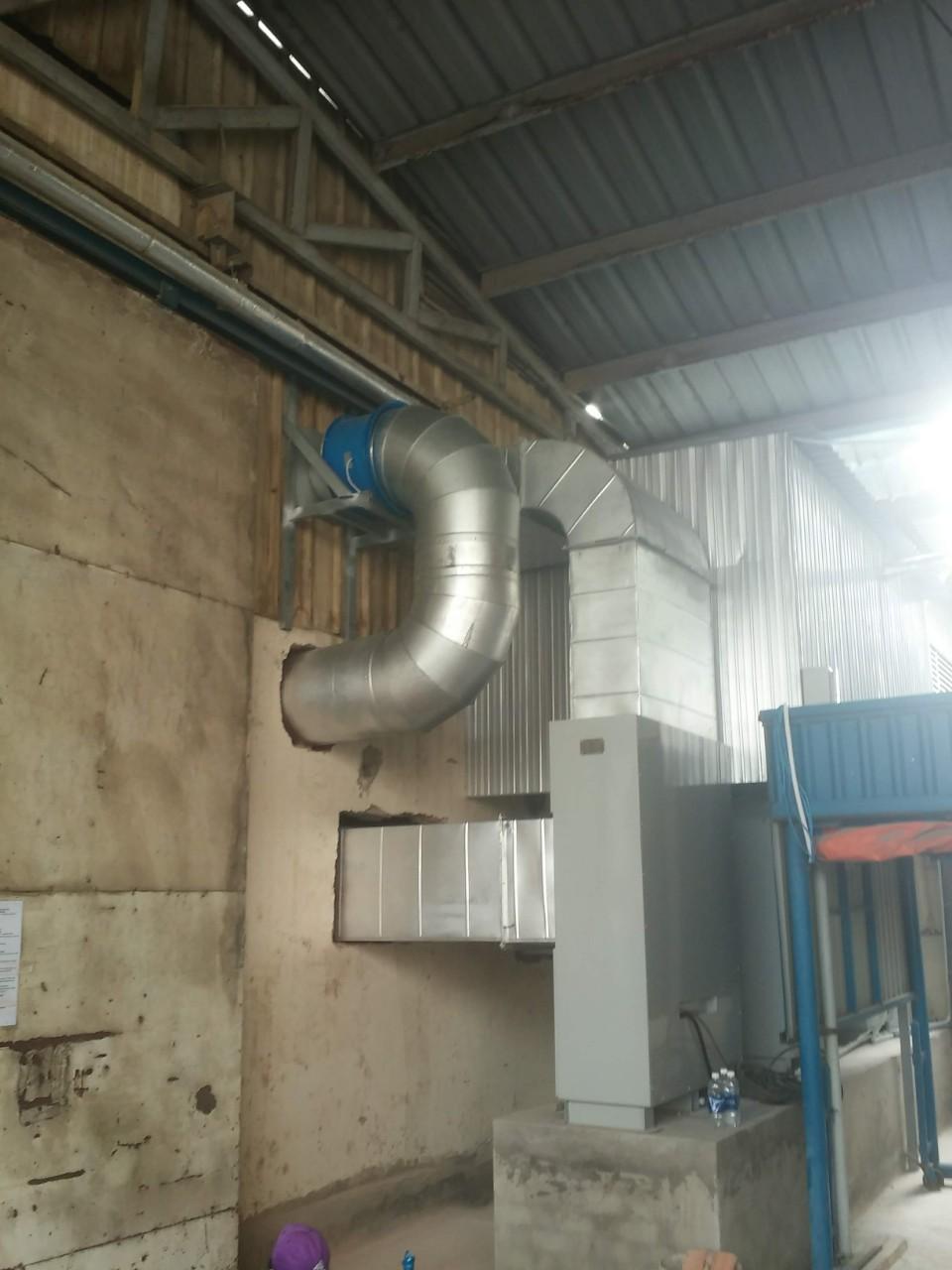 Máy xử lý độ ẩm